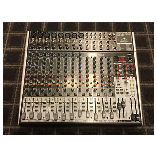 Behringer Xenyx X2222USB Unpowered Mixer