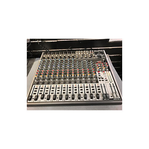 Behringer Xenyx X2222USB Unpowered Mixer-thumbnail