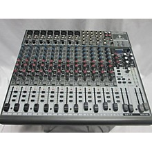 Behringer Xenyx X222fx Powered Mixer