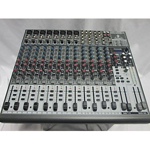 Pre-owned Behringer Xenyx X222FX Powered Mixer by Behringer