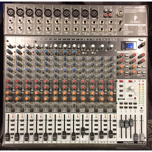 Behringer Xenyx X2442USB Unpowered Mixer