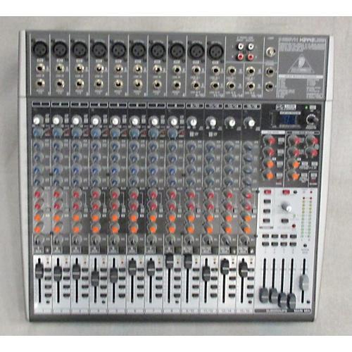 Behringer Xenyx X2442USB Unpowered Mixer-thumbnail
