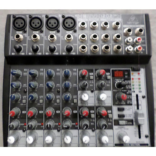 Behringer Xenyx1202fx Unpowered Mixer