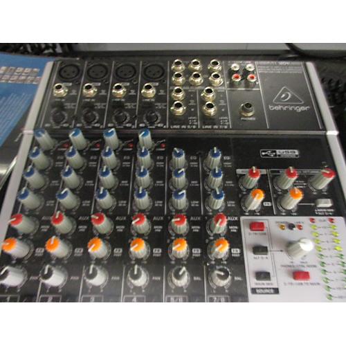 Behringer Xenyx1204 Usb Unpowered Mixer-thumbnail