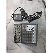 Behringer Xenyx802 Unpowered Mixer