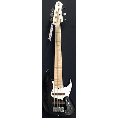 Xotic Xj1t Black Electric Bass Guitar Black