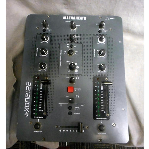 Allen & Heath Xone 22 DJ Mixer-thumbnail