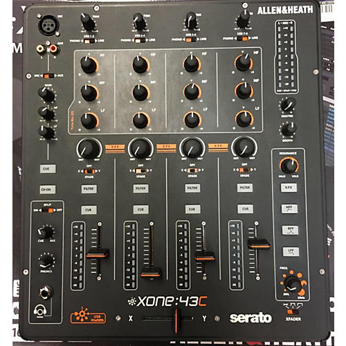 Allen & Heath Xone 43C Digital Mixer