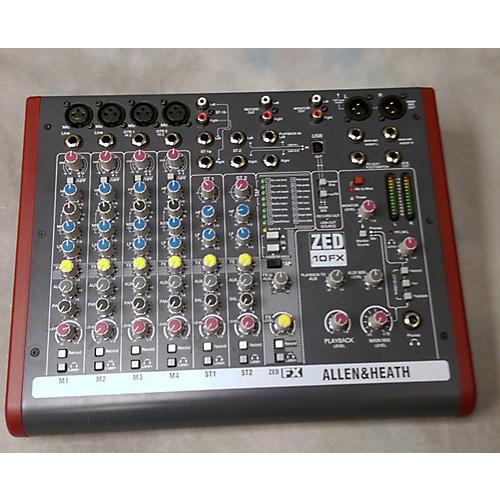 Allen & Heath Xone 4D DJ Mixer