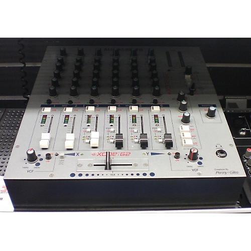 Allen & Heath Xone 62 DJ Mixer-thumbnail