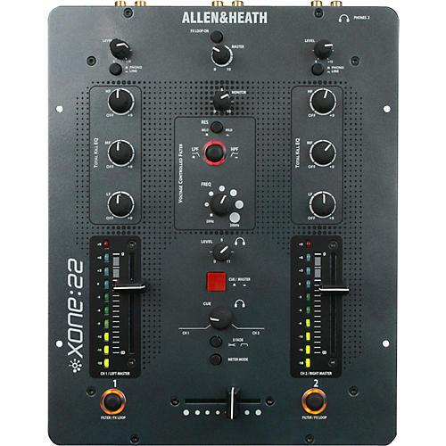 Allen & Heath Xone:22
