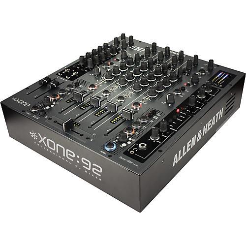 Allen & Heath Xone:92 Fader DJ Mixer-thumbnail