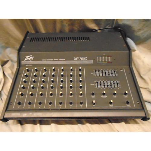 Peavey Xr700c Powered Mixer-thumbnail