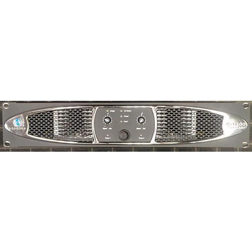 Crown Xs1200 Power Amp