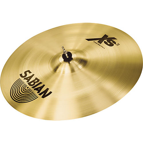 Sabian Xs20 Crash/Ride Cymbal, Brilliant 18 in.