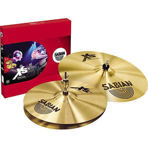 Sabian Xs20 First Pack, Brilliant
