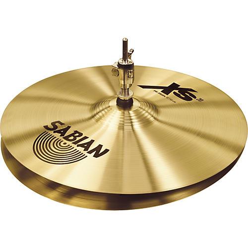 Sabian Xs20 Medium Hi-hat Cymbals, Brilliant