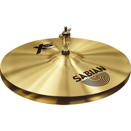 Sabian Xs20 Rock Hi-hat Cymbals, Brilliant