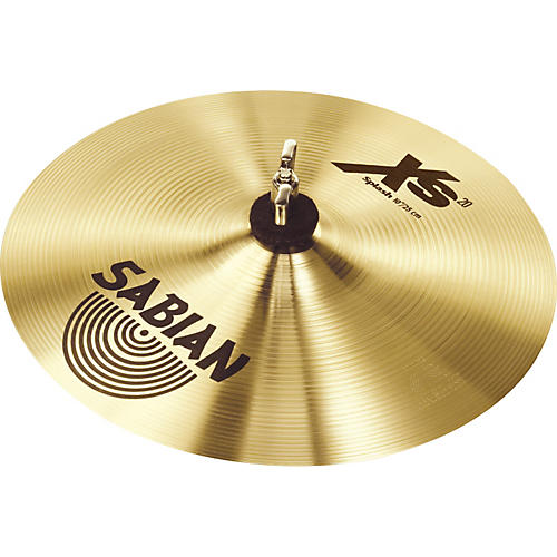 Sabian Xs20 Splash with Clamp 10 in.