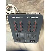 M-Audio Xssesion Pro DJ Mixer