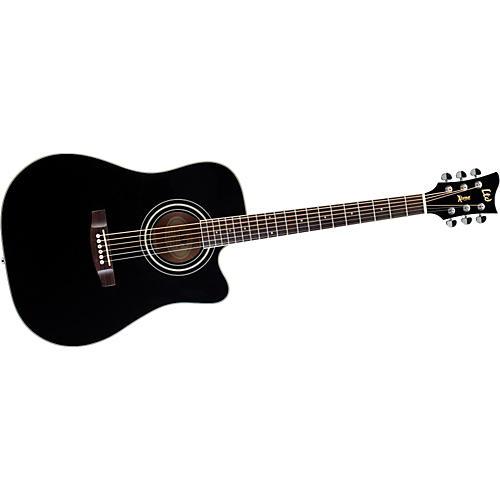 ESP Xtone DC-5E Cutaway Acoustic-Electric Guitar