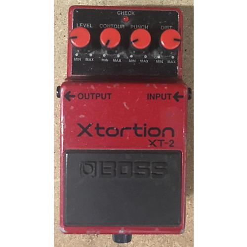 Boss Xtortion XT-2 Effect Pedal