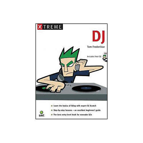 Sanctuary Xtreme DJ Method (Book/CD)-thumbnail
