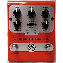 GNI PEDALS Xtreme Distortion Effect Pedal
