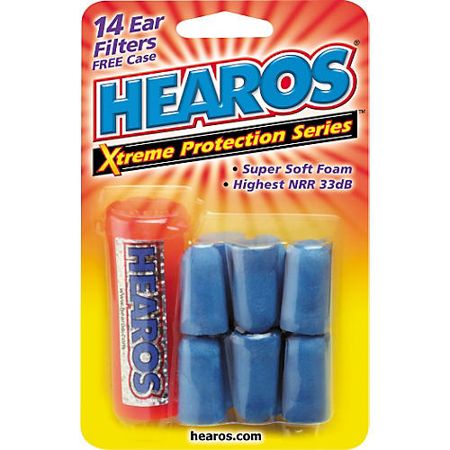 Hearos Xtreme Ear Plugs 7-Pairs