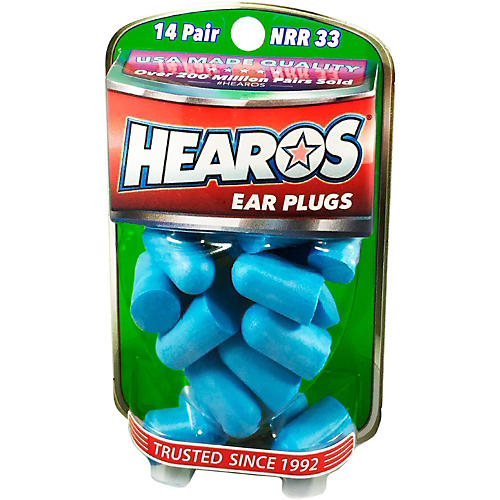 Hearos Xtreme Protection Series Ear Plugs 14-Pair-thumbnail