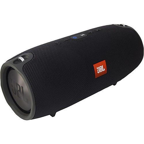 JBL Xtreme Splashproof Bluetooth Wireless Speaker Black