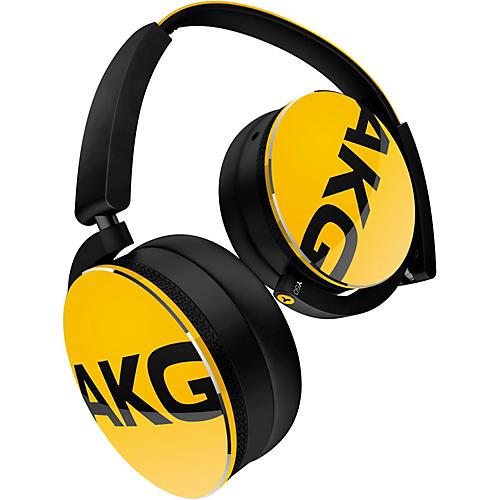 AKG Y50 On-Ear Headphone Yellow