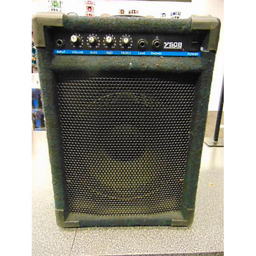 Yorkville Y508 Bass Combo Amp-thumbnail