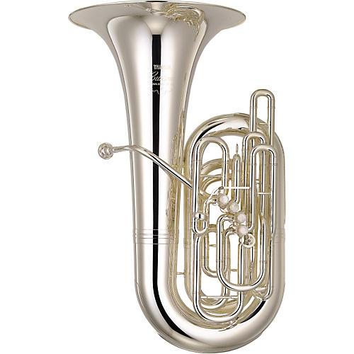 Yamaha YCB-822 Series Professional 4/4 CC Tuba-thumbnail