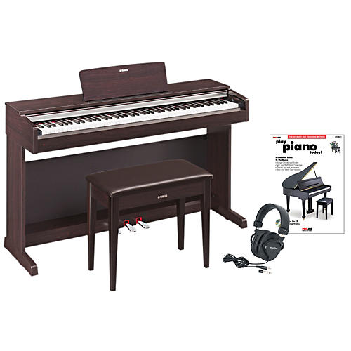 Yamaha YDP-142 Digital Piano Package 2
