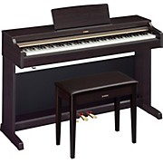 Yamaha YDP-162 88-Key Arius Digital Piano with Bench