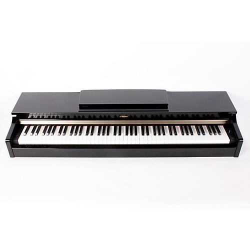 yamaha ydp 162 88 key arius digital piano with bench polished ebony 888365285252 guitar center. Black Bedroom Furniture Sets. Home Design Ideas