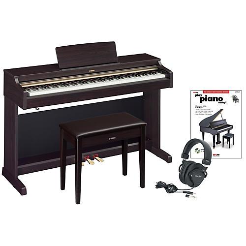 Yamaha YDP-162 Digital Piano Package 2-thumbnail