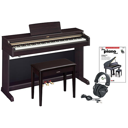 Yamaha YDP-162 Digital Piano Package 2