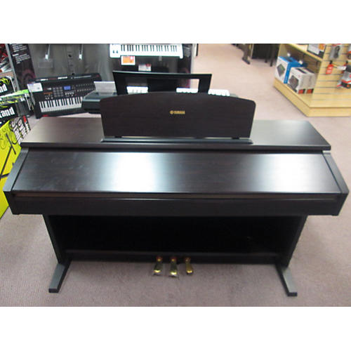 used yamaha ydp 223 digital piano guitar center. Black Bedroom Furniture Sets. Home Design Ideas