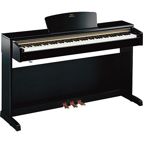 Yamaha YDP-C71PE Arius Polished Ebony Digital Piano with Bench-thumbnail