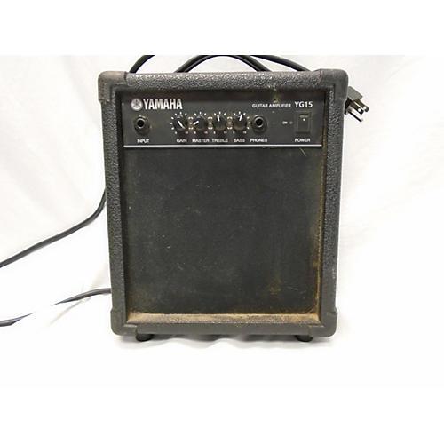 Yamaha YG15 Guitar Combo Amp-thumbnail