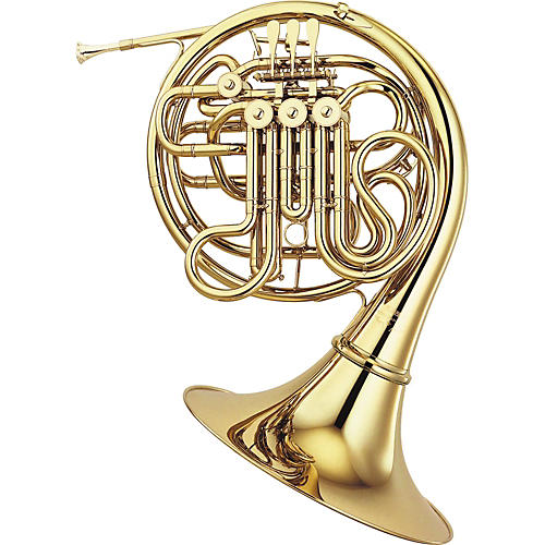 Yamaha YHR-668DII Professional Double French Horn-thumbnail