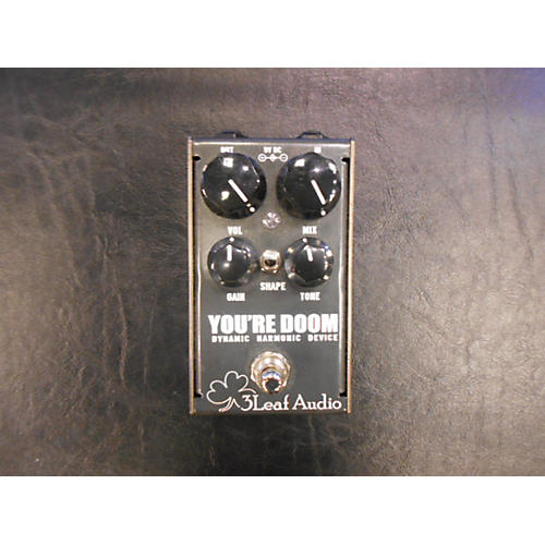 In Store Used YOU'RE DOOM Effect Pedal
