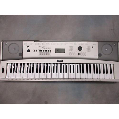 Used yamaha ypg 235 keyboard workstation guitar center for Ypg 235 yamaha