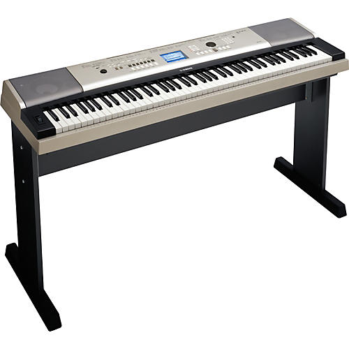 Yamaha YPG-535 88-Key Portable Grand Piano Keyboard-thumbnail