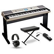 Yamaha YPG-535 88-Key Portable Grand Piano Packages