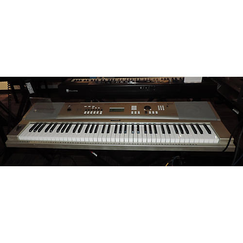 used yamaha ypg235 76 key digital piano guitar center