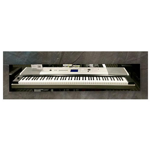 Guitarcenter Used Yamaha Ypg  Key Digital Piano   Gc