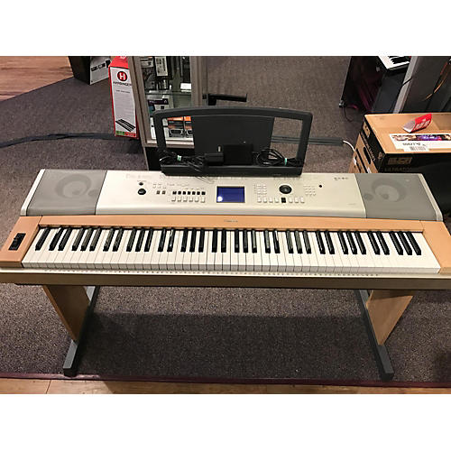 Yamaha YPG635 88 Key Digital Piano-thumbnail
